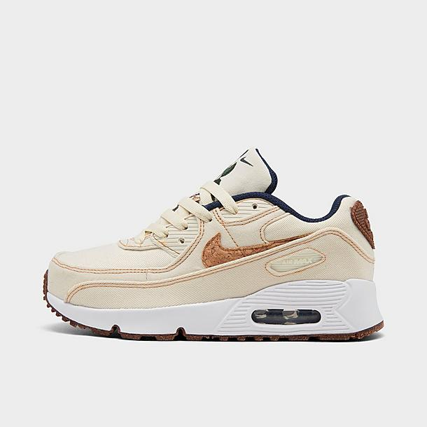 Little Kids' Nike Air Max 90 SE Casual Shoes  JD Sports