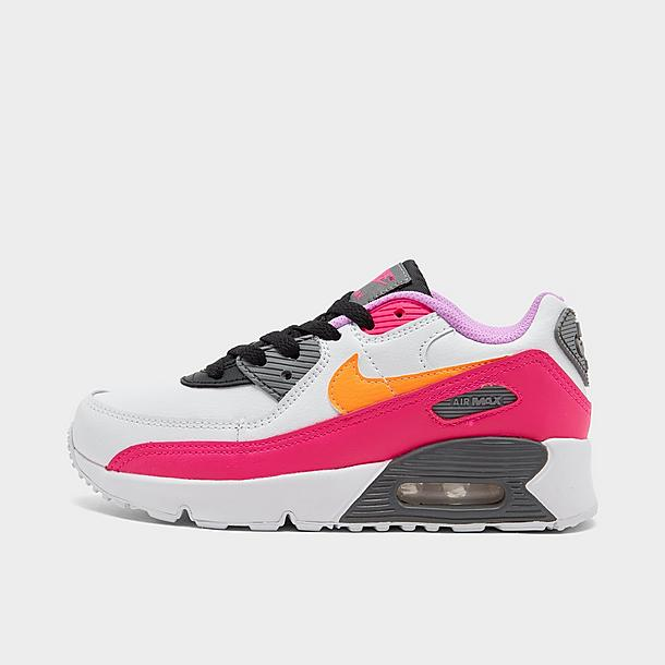 Girls' Little Kids' Nike Air Max 90 Casual Shoes  JD Sports