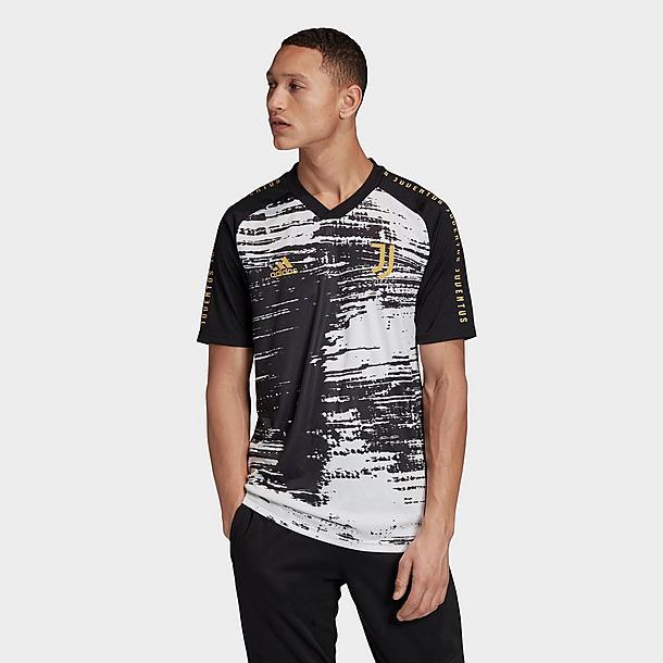 Men's adidas Juventus Pre-Match Soccer Jersey  JD Sports