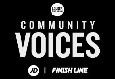 Our weekly Community Voices IG Live program dives into issues faced by the Black community.