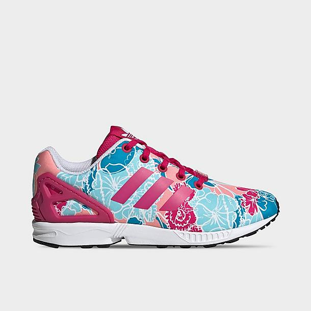 Indefinido pecador borde  Girls' Big Kids' adidas Originals ZX Flux Casual Shoes| JD Sports