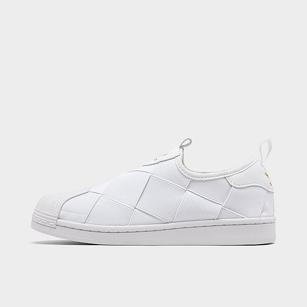 Women's adidas Originals Superstar Slip-On Casual Shoes| JD Sports