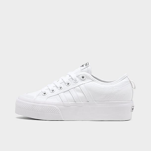 Women's adidas Originals Nizza Platform Casual Shoes