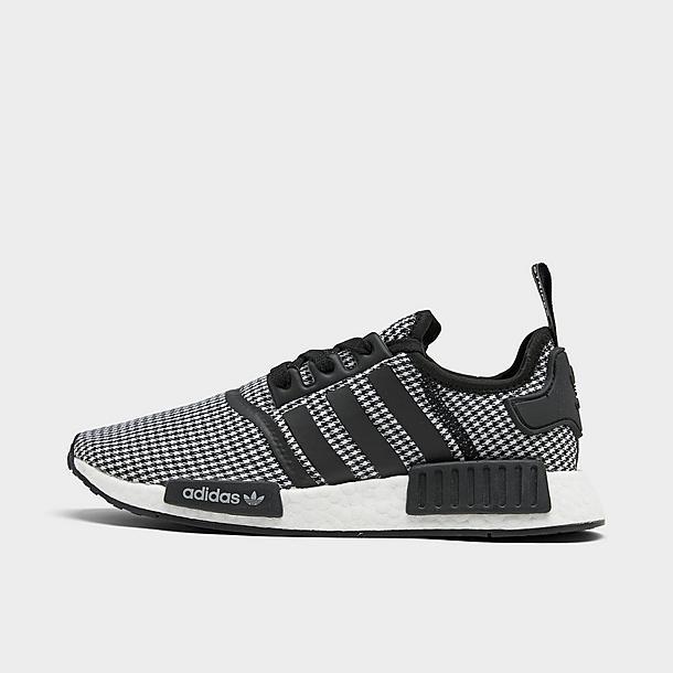 Men S Adidas Originals Nmd R1 Stlt Primeknit Casual Shoes Jd Sports
