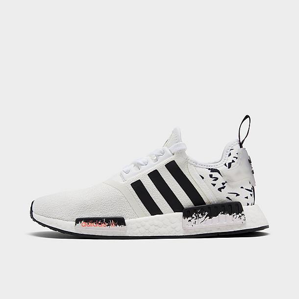 Men S Adidas Nmd R1 Stlt Primeknit Casual Shoes Jd Sports