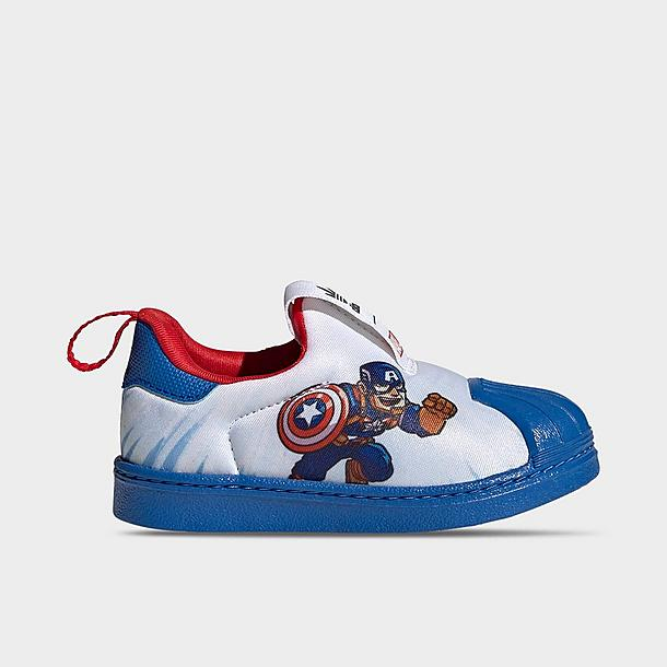 Kids' Toddler adidas Originals Superstar 360 Slip-On Casual Shoes