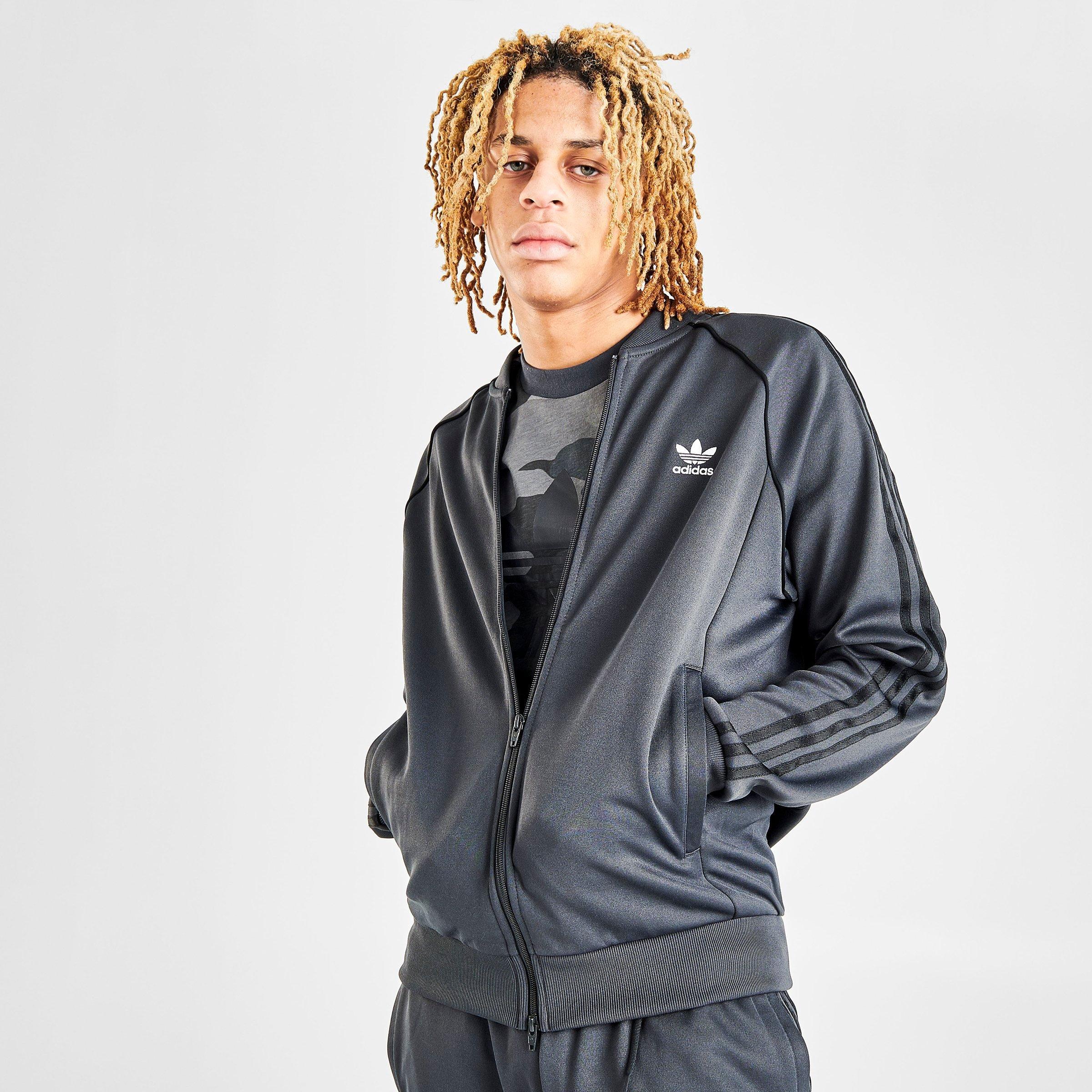 adidas sports jacket mens