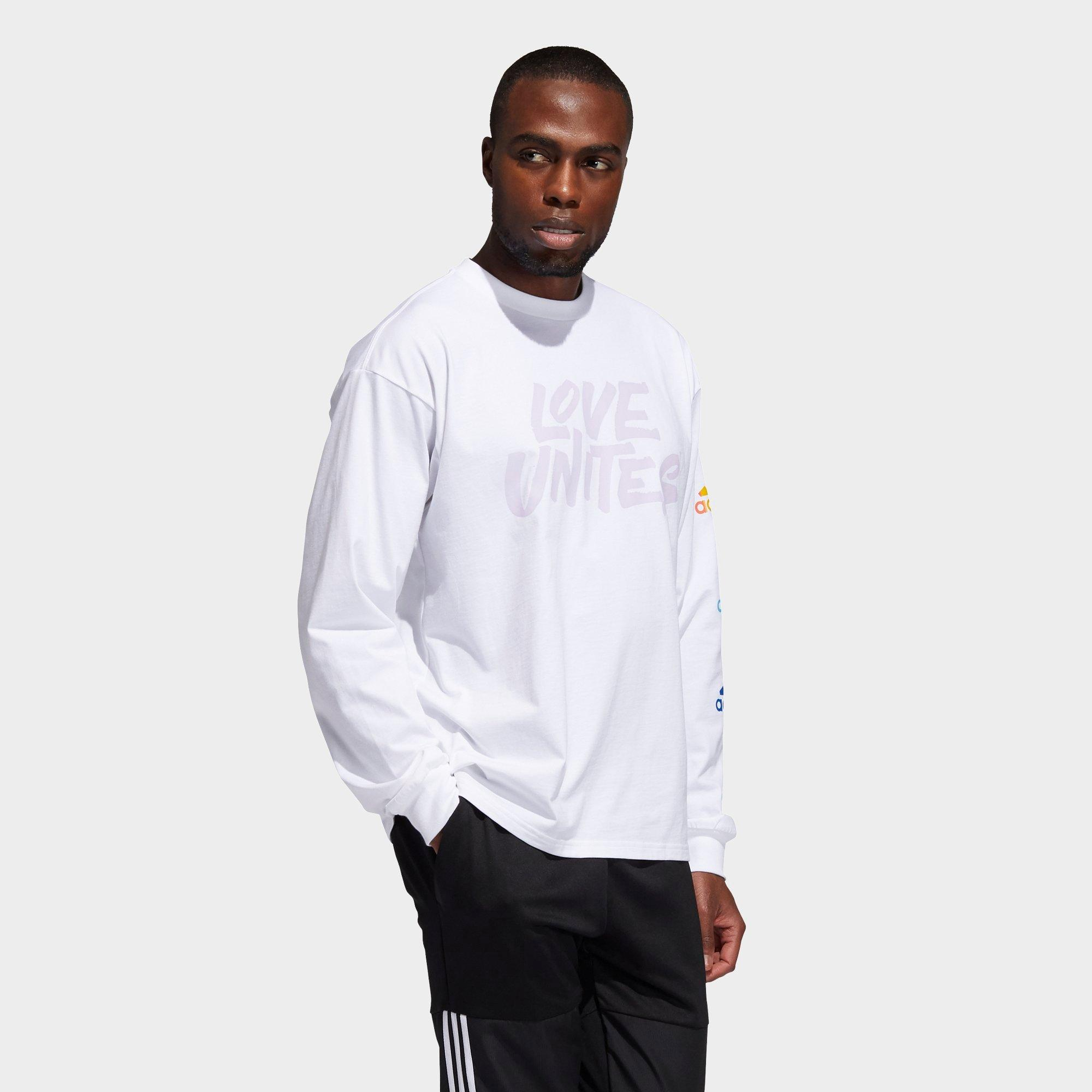 adidas Initial Offering L//S Tee