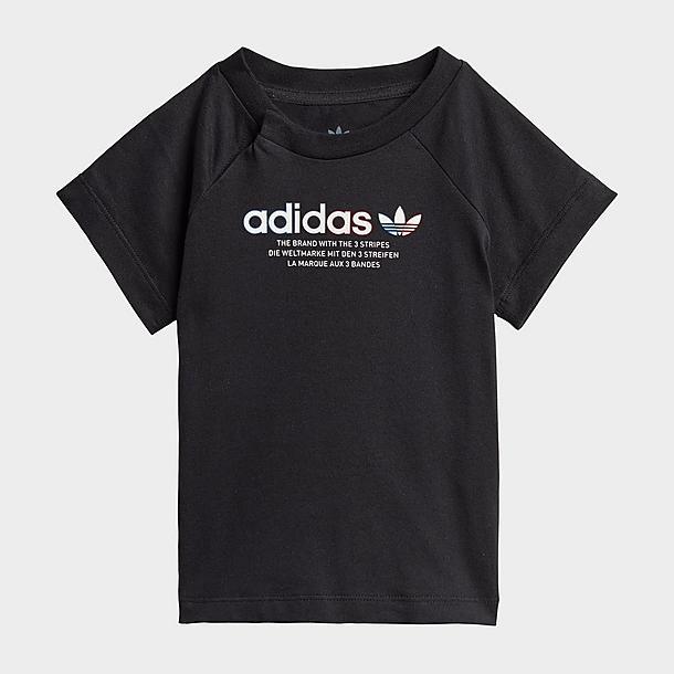 Infant and Kids' Toddler adidas Originals Adicolor Graphic T-Shirt