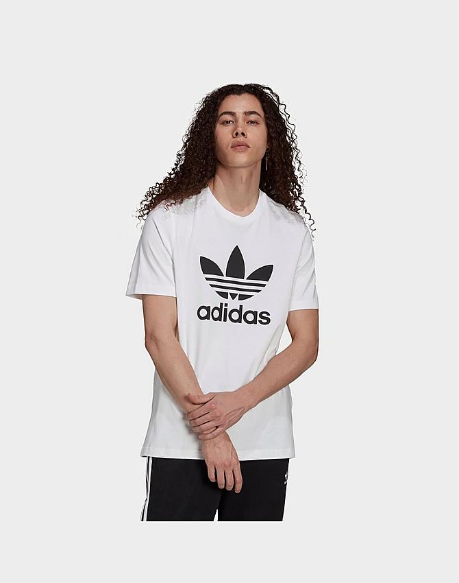 Men's adidas Originals Trefoil T-Shirt| JD Sports