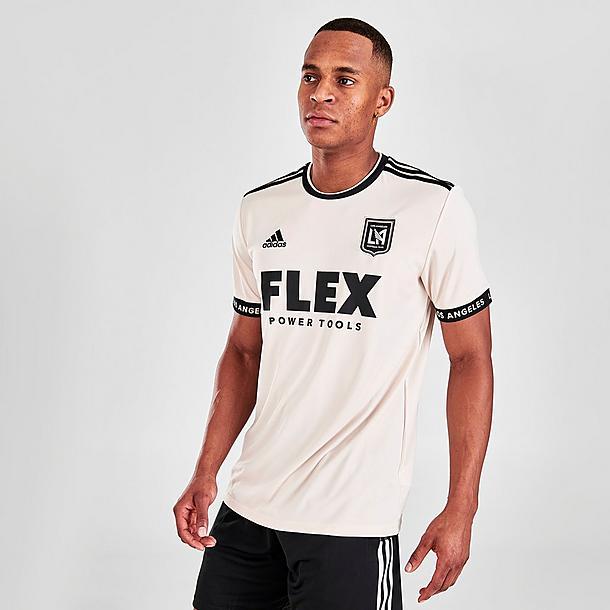 Men's adidas Los Angeles FC 21-22 Replica Away Soccer Jersey