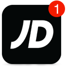 JD Sports application logo