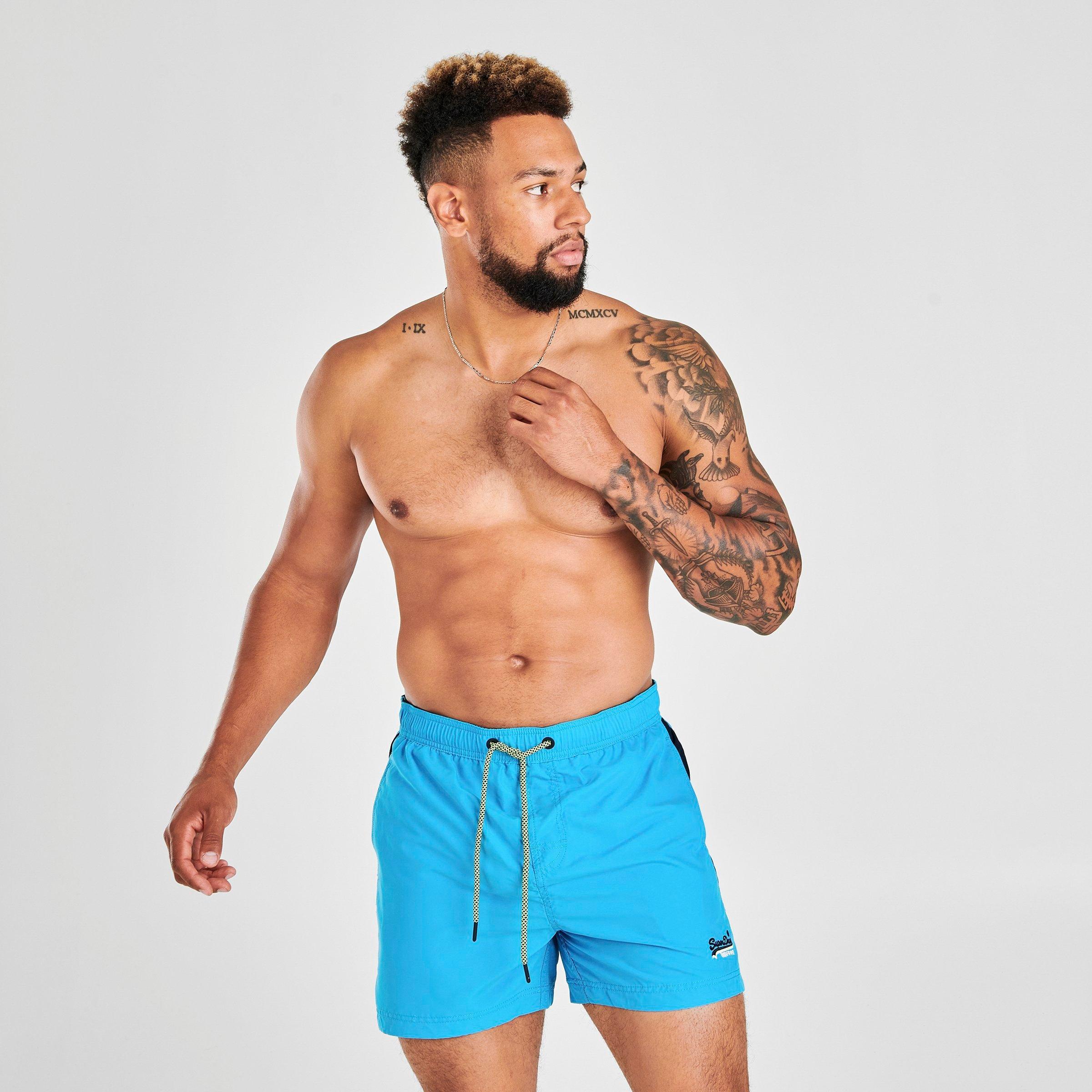 Superdry Mens /'Beach Volley/' Swim Shorts