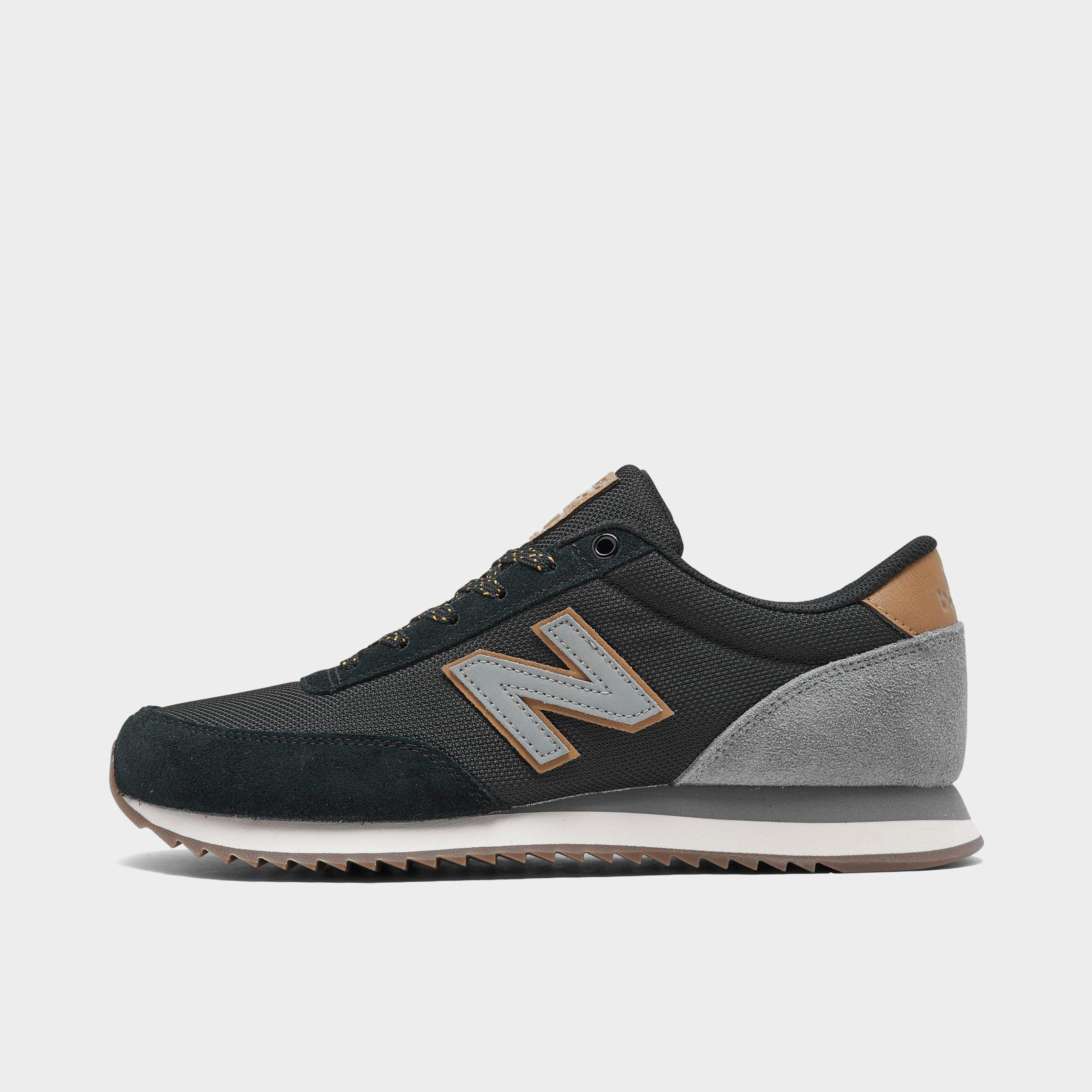 new balance black casual shoes