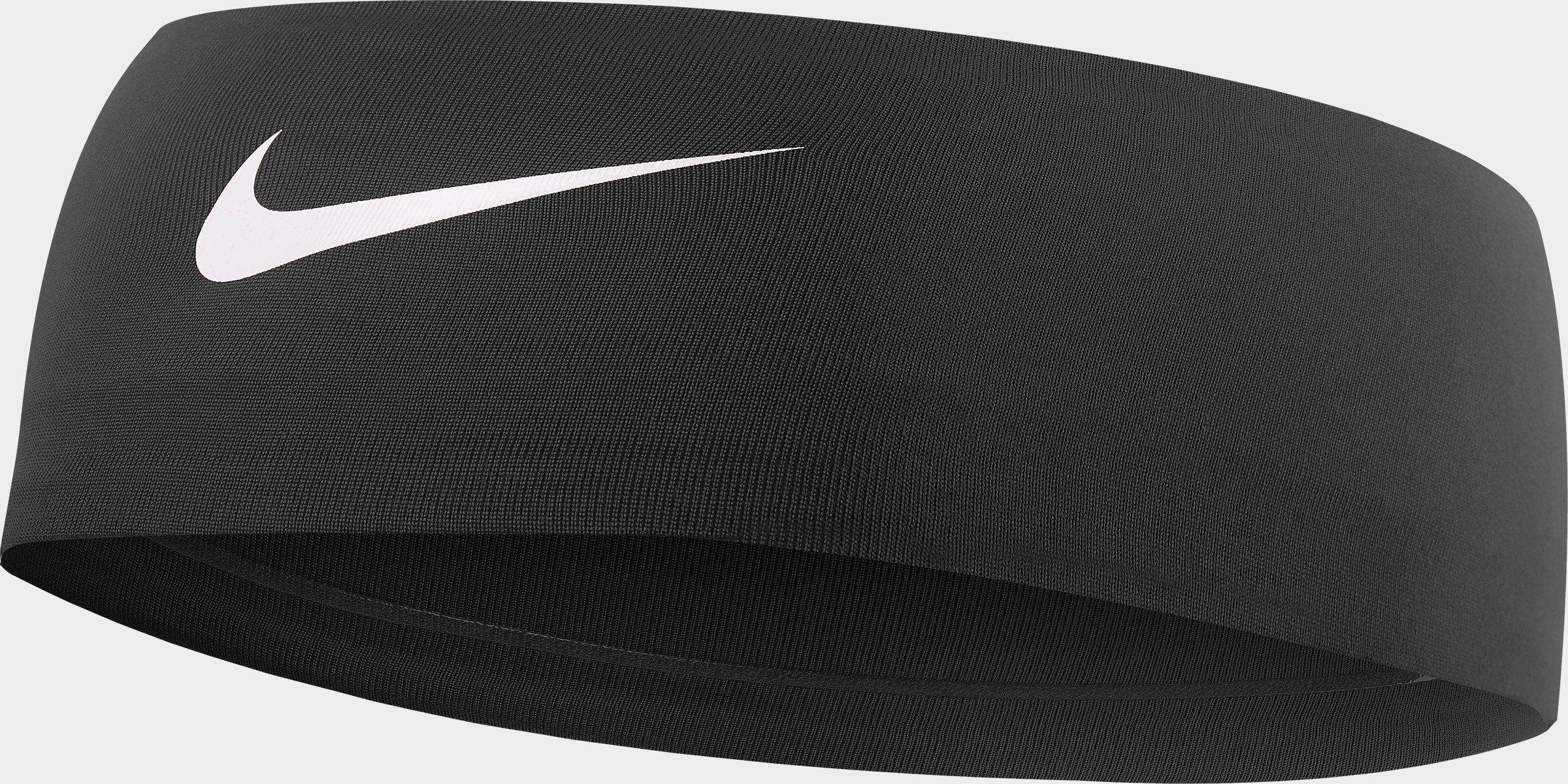 Nike Hairbands Womens Ladies Head Bands 3 Pack White Black Pink Sports Brand New