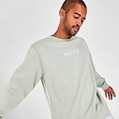 Men's NICCE Centre Logo Crewneck Sweatshirt
