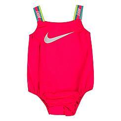 Girls' Infant Nike Rainbow Straps One-Piece Swimsuit