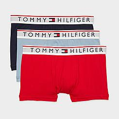 Men's Tommy Hilfiger Modern Essentials Underwear Trunks (3-Pack)