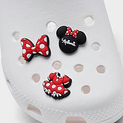 Crocs Jibbitz Minnie Mouse Charms (3-Pack)