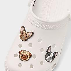 Crocs Jibbitz Puppy Charms (3-Pack)
