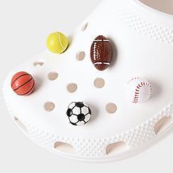 Crocs Jibbitz Sports Charms (5-Pack)