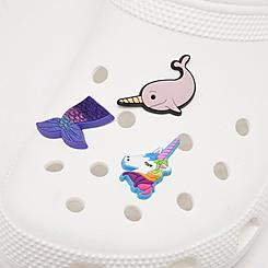 Crocs Jibbitz Amazing Creatures Charms (3-Pack)