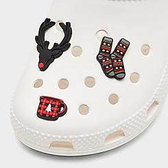 Crocs Jibbitz Holiday Warmth Charms (3-Pack)