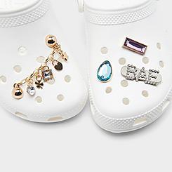 Crocs Jibbitz Jewel and Chain Charms (4-Pack)
