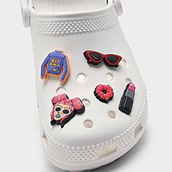Crocs Jibbitz Fashionista Charms (5-Pack)
