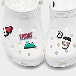 Crocs Jibbitz Things I Love Charms (5-Pack)