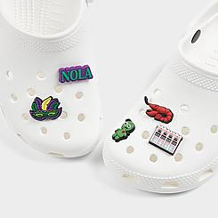 Crocs Jibbitz Wanderlust Collection New Orleans Charms (5-Pack)