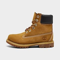 Women's Timberland 6 Inch Premium Waterproof Boots (Wide Width D)