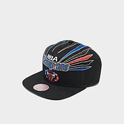 Mitchell & Ness Chicago Bulls NBA '98 Finals Adjustable Strapback Hat