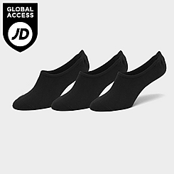 Men's Finish Line Footie Socks (3-Pack)