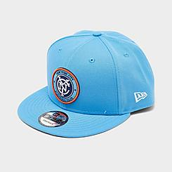New Era New York City Football Club 9FIFTY Snapback Hat