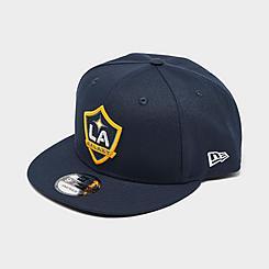 New Era Los Angeles Galaxy MLS 9FIFTY Snapback Hat