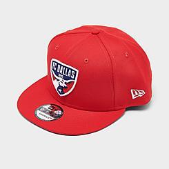 New Era FC Dallas MLS 9FIFTY Snapback Hat
