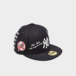 New Era New York Yankees MLB Icon Area Code 59FIFTY Fitted Hat