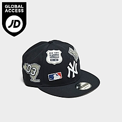 New Era New York Yankees MLB Patch 9FIFTY Snapback Hat