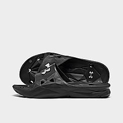 Big Kids' Under Armour Locker III Slide Sandals