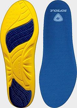 Men's Sof Sole Athlete Insole Size 7-8.5