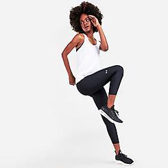 Women's Under Armour HeatGear Armour No-Slip Waistband Ankle Leggings
