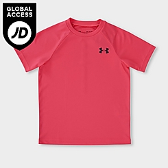 Boys' Under Armour Reflective Tech T-Shirt