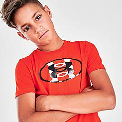 Boys' Under Armour Echo Graphic T-Shirt
