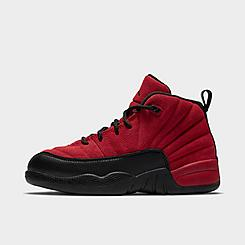 Little Kids' Air Jordan Retro 12 Basketball Shoes
