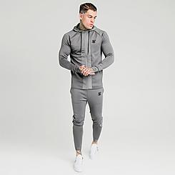 Men's SikSilk Creased Nylon Pants
