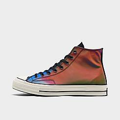 Converse Chuck 70 Iridescent Tie-Dye High Top Casual Shoes