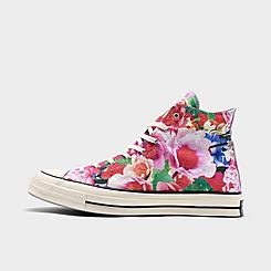 Converse Chuck 70 Heart of the City Floral High Top Casual Shoes