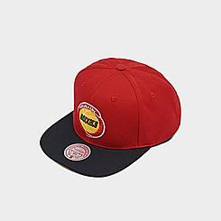 Mitchell & Ness Houston Rockets NBA 2-Tone HWC Snapback Hat