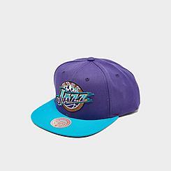 Mitchell & Ness Utah Jazz NBA  2 Tone Classic Snapback Hat